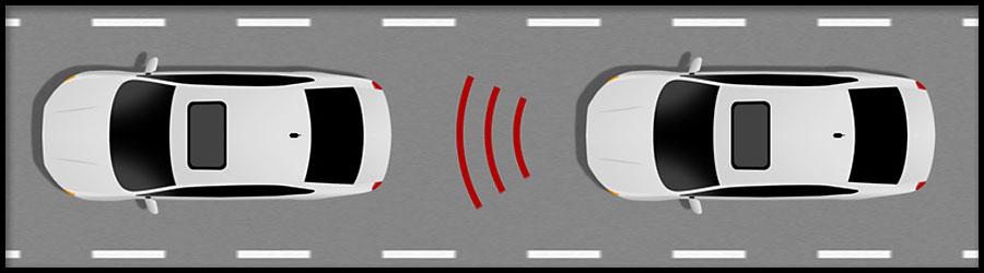 Abstandsverstoß, Nichteinhalten des Abstandes von einem vorausfahrenden Fahrzeug