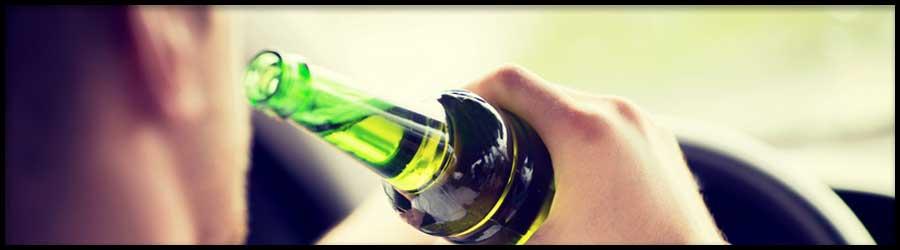 Alkoholverstöße und Trunkenheit am Steuer, Punkte, Fahrverbote