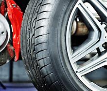 Bußgelder für das Nutzen falscher Reifen