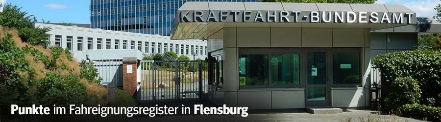 punkte in Flensburg