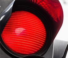 Bussgeld Rote Ampel, Ampelblitzer